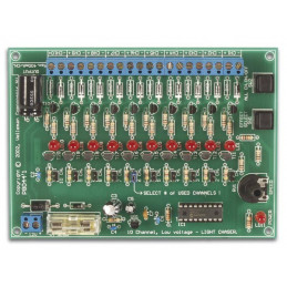 VM120 10-Channel 12vdc light effect generator