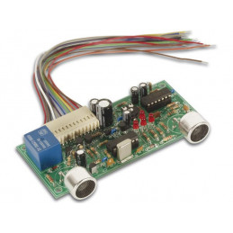 VM125 Ultrasonic radar module