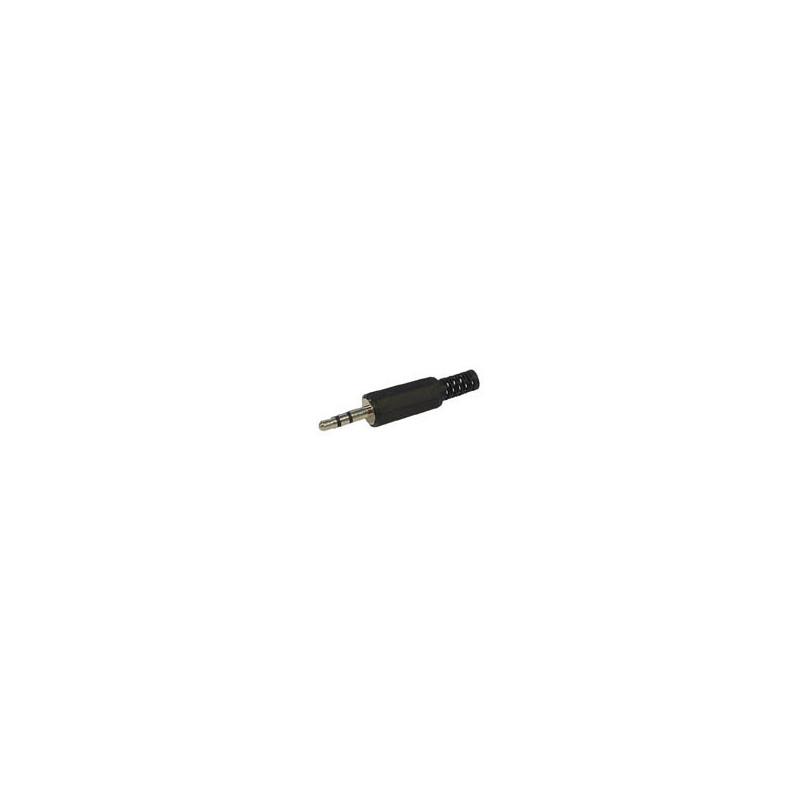 Jack Plug 3.5mm Stereo