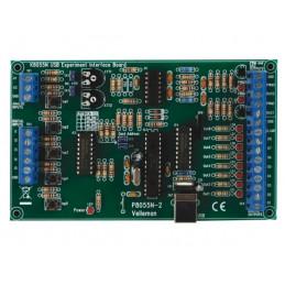 K8055N USB experiment interface board