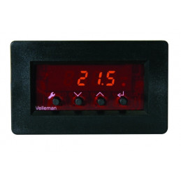 VM148 Panel Thermostat Module (-18 to 60 deg)