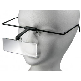 VTMG 8 magnifier glasses (1.5, 2.5 and 3.5 x)