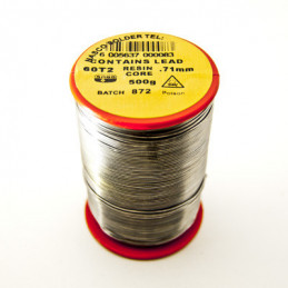 Solder Wire 0.7mm 60/40 250gr roll