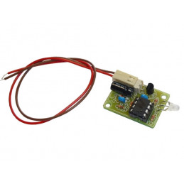 VM189 12V car battery monitor