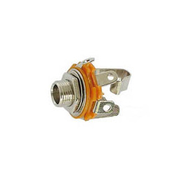 Jack Socket 6.3mm Stereo