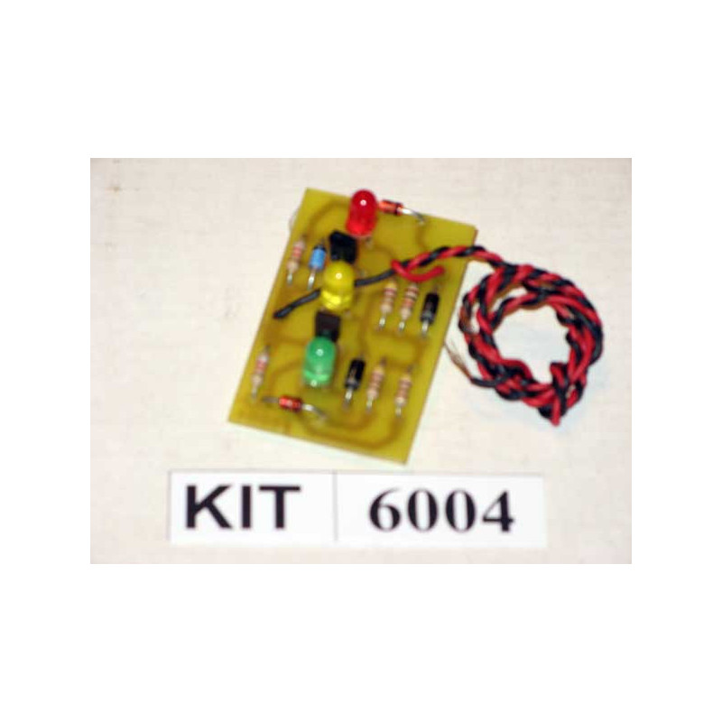 Car Battery Indicator 6004