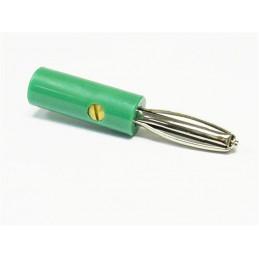 RA12 Banana Plug Green