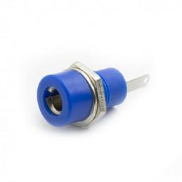 JX3128 Binding Post Blue 4mm