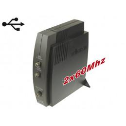 PCSU1000 2 Channel USB PC Oscilloscope