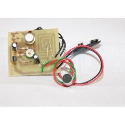 VidiBug miniature FM transmitter 7000