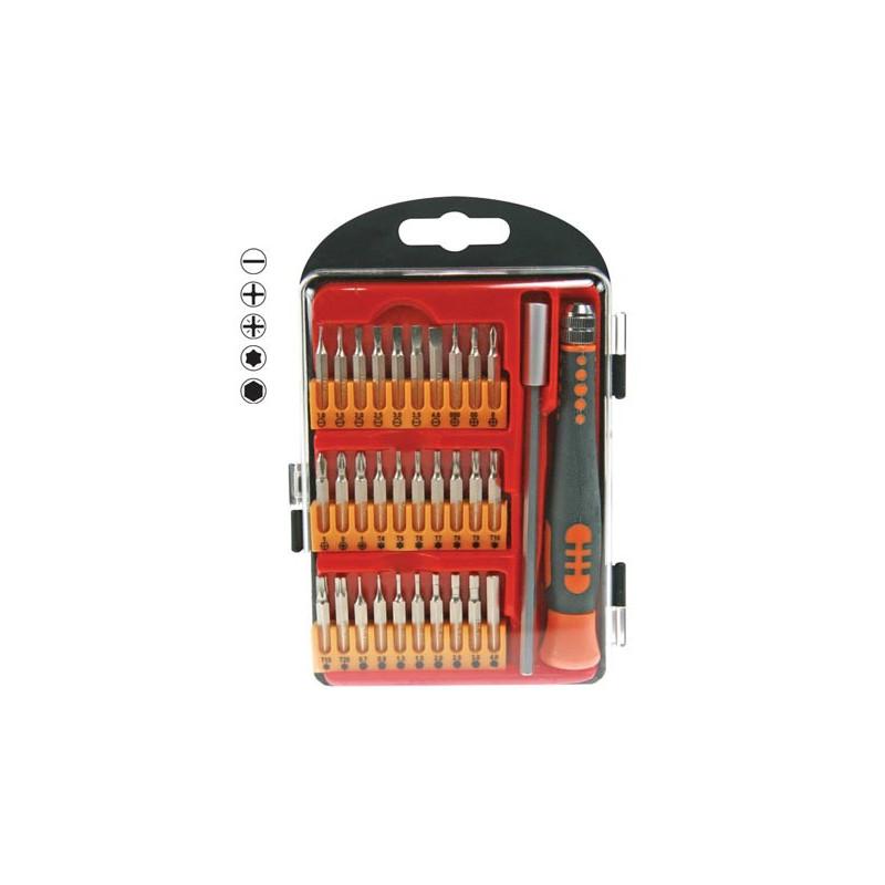 VTSCRSET10 Precision screwdriver set - 32 pcs