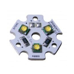 Cree XPE Indus Star 3UP - White 5000K 315lm