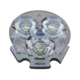 Carclo optic Lens Narrow Beam Tri lens - For Indus Star 3UP