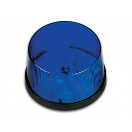 HAA40 Strobe Light Blue 12V