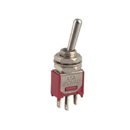 Sub Mini Toggle Switch SPDT ON OFF