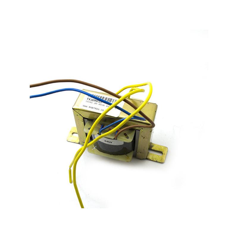 Transformer 3A 15V AC