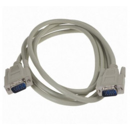 VGA Cable male to male 20m