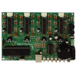 K8097 4 channel USB stepper motor card