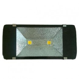 LED Floodlight 160W Pure White 16000lm 220V