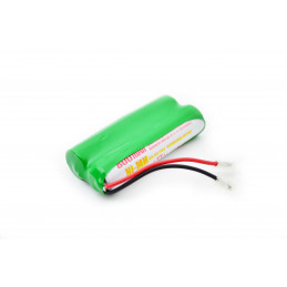 Cordless Phone battery pack 2xAAA Nimh 2.4V 600MAH