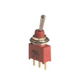 Mini Toggle Switch SPDT ON-ON PCB TYPE IP67