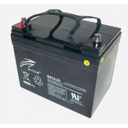 Lead Acid Battery 12V 33AHR