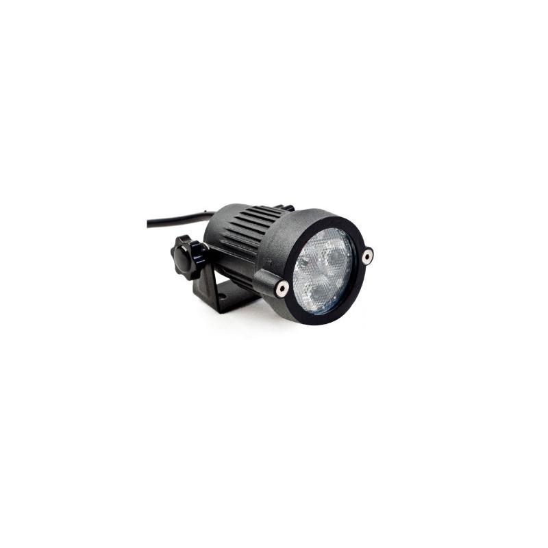 Lumeno LED Work Light Round 5W 12VDC