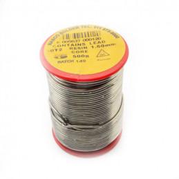 Solder Wire 1.25mm 60/40 500gr roll