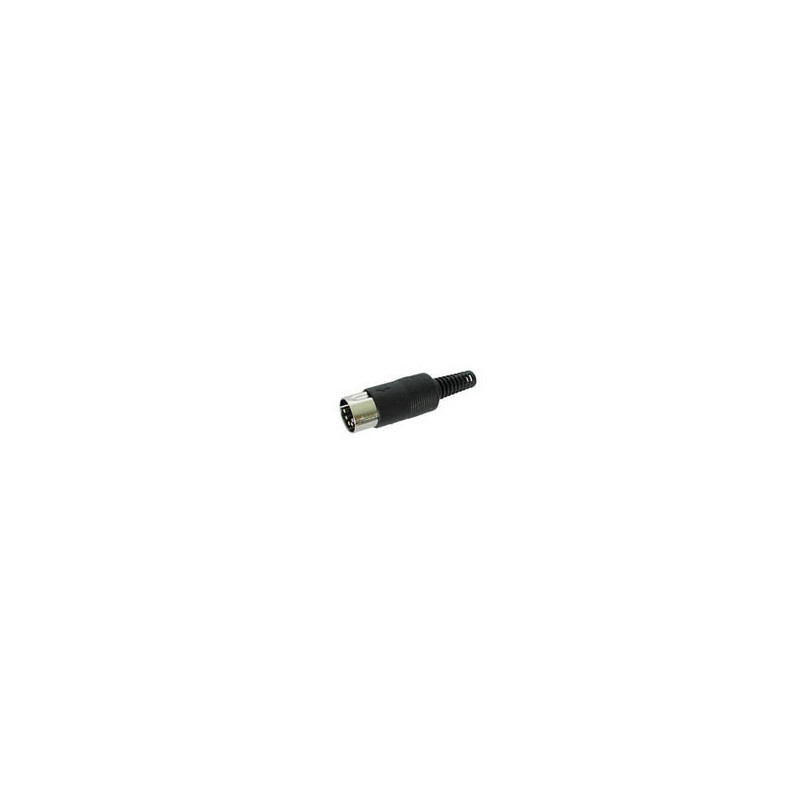 Din Plug Inline 5 Pin