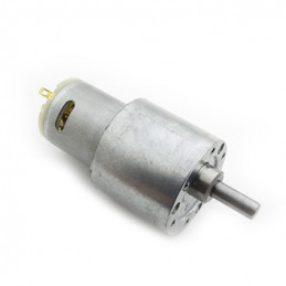 Geared Motor 12VDC 10RPM