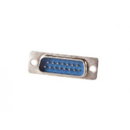 D-SUB 15 Way male Connector