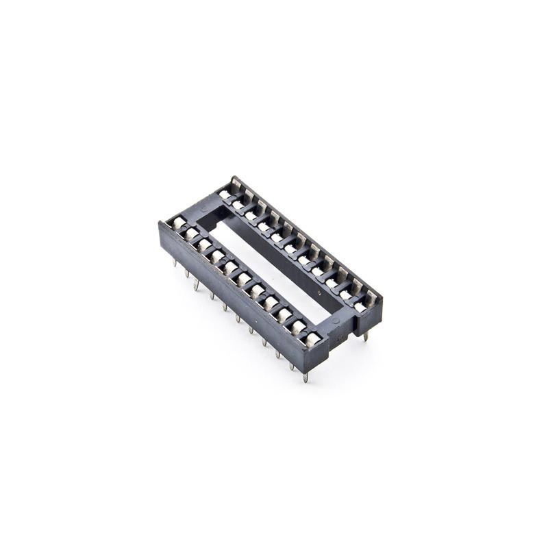 IC Socket 24 PIN Wide