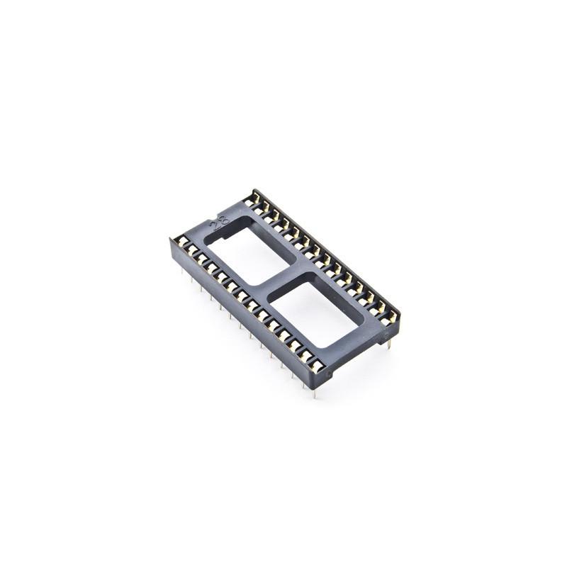 IC Socket 28 PIN Wide