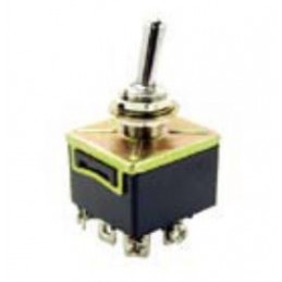 Chily Toggle Switch 3PST 20A On-Off