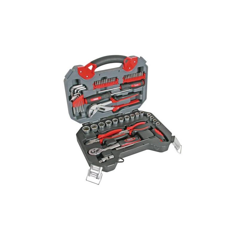 High-quality tool set - 56 pcs