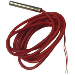 PTC Air Probe. Silicon in metal tube