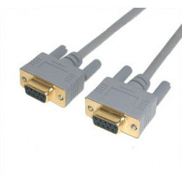 RS232 Cable DB9 female to DB9 Female