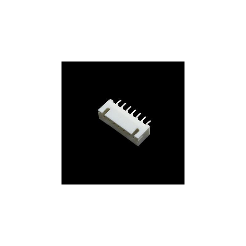 2521-07V 7 WAY 2.5MM STRAIGHT HEADER
