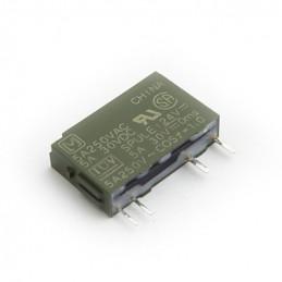 Relay 24VDC 5A SPST N/O Sil
