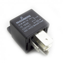 Relay automotive 80A 12V c/o