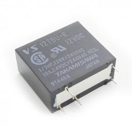 RELAY 10A SPDT 5 PIN 12VDC