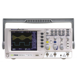 Digital Oscilloscope - Digital Storage 2 Ch 50MHz TFT LCD