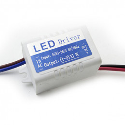 LED driver 3X1W 220VAC 350mA