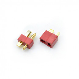 High Current Ultra Plugs T Connector