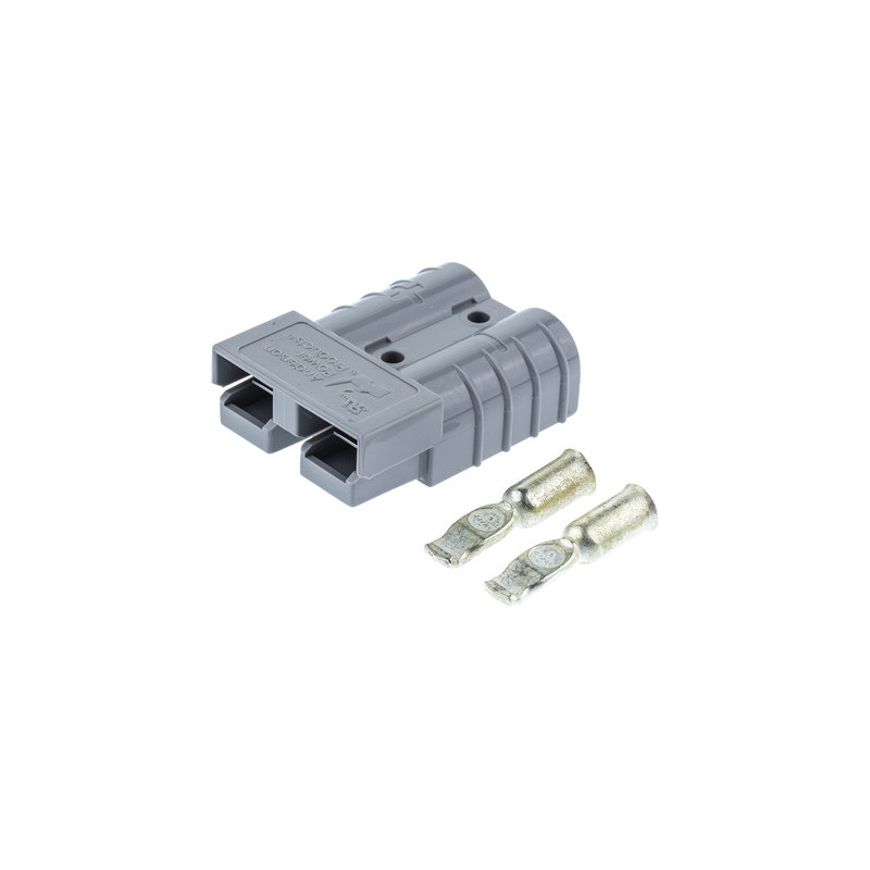 SB Series 2 Way Male/Female Connector Kit Rated At 50A, 600 V ac