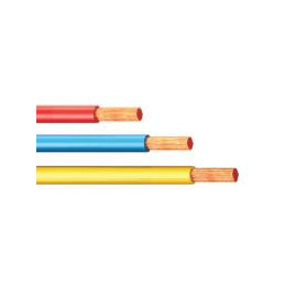 Panel Flex Wire 0.5mm Yellow 100 metre Roll