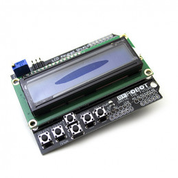LCD 1602 Sheild for Arduino