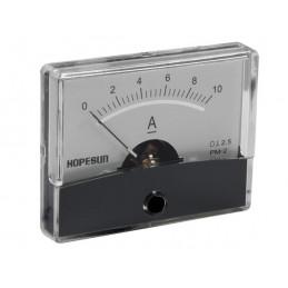Panel Meter - Ammeter 10A DC