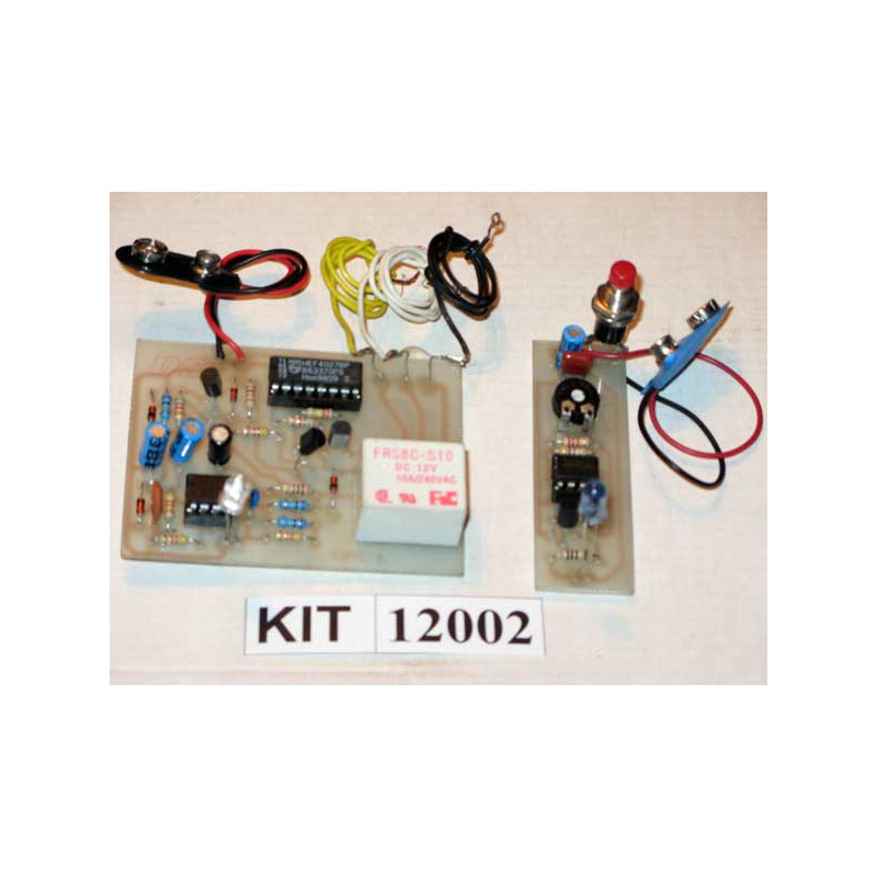 Infra Red Remote Control 12002