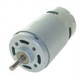 DC Brush Motor 12VDC 8.5A 5584RPM